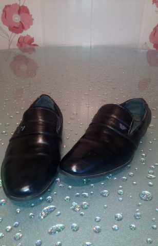 Продам Чёрные туфли