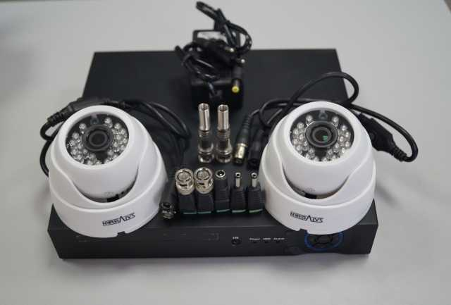 Продам Внутренний комплект видеонаблюдения 4Mpx