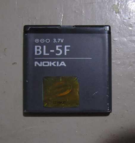 Продам Аккумулятор BL-5F для телефонов Nokia