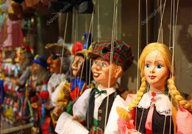 Ищу работу: Администратор кукольного театра
