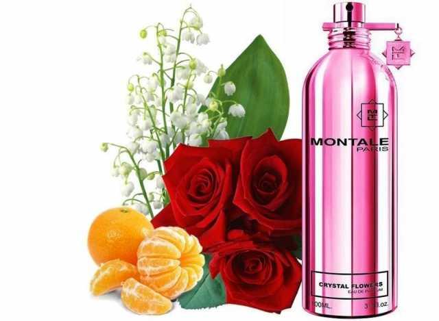 Продам MONTALE CRYSTAL FLOWERS Монталь