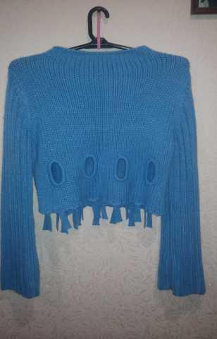 Продам Укороченный свитер