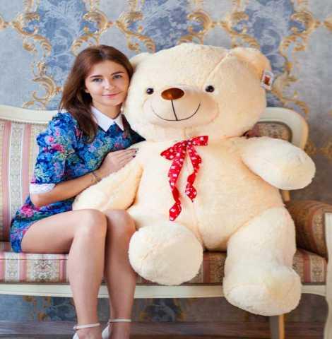 Продам Большие мягкие плюшевые медведи Ростов