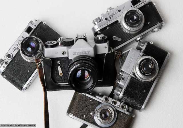 Куплю: дорого фотоаппараты и объективы
