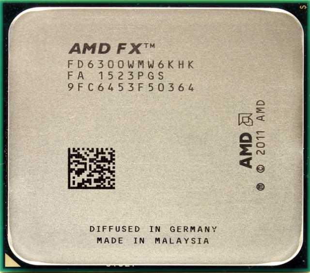 Продам Процессор AMD FX-6300 AM3+