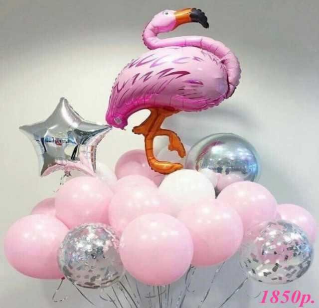 Продам Воздушные шары Фламинго