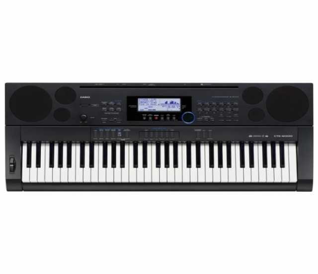 Продам Синтезатор CASIO CTK-6000