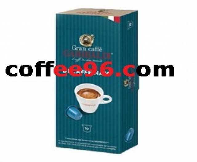 Продам Кофе в капсулах Garibaldi для Nespresso