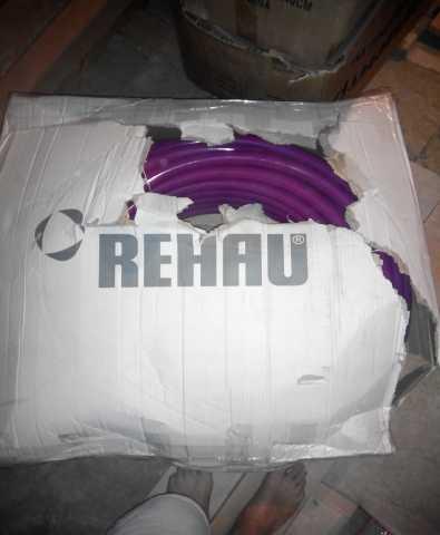 Продам Труба rehau 32 rautitan pink PE-Xa/eval
