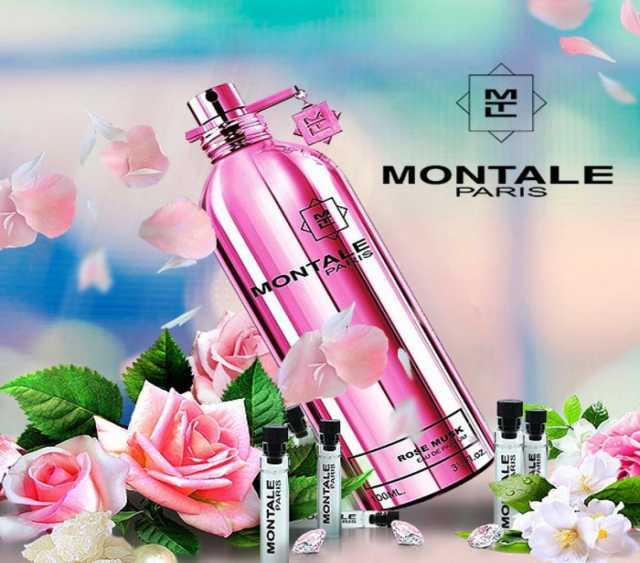Продам MONTALE ROSES MUSK Розовый Мускус 100 мл