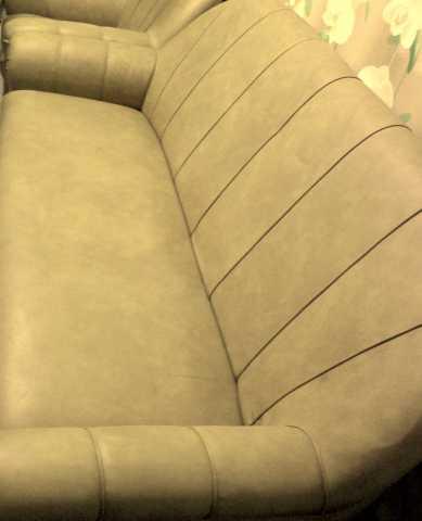 Продам: Диван.Кресла.Натуральная кожа