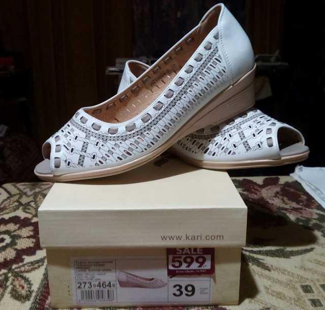Предложение: Туфли жен.летние