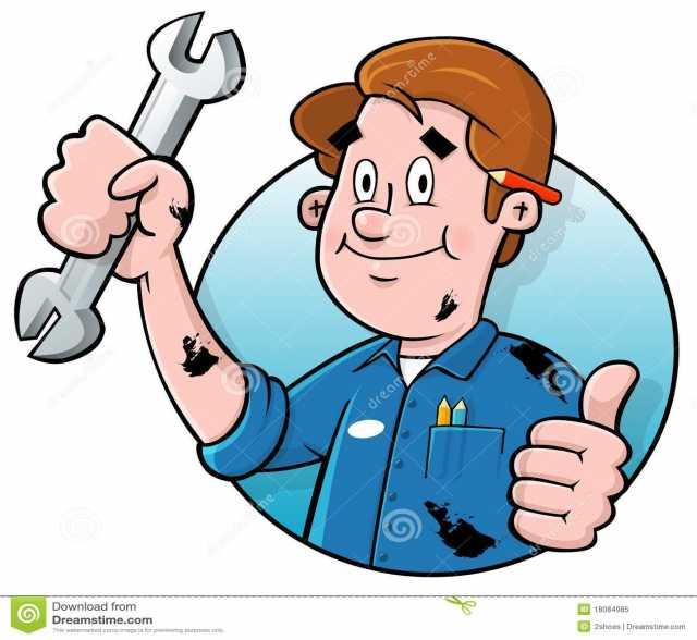 Вакансия: Слесарь-ремонтник
