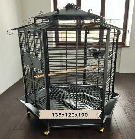 Продам Клетки для попугаев из Чехии