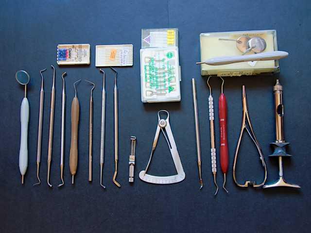 Продам Стоматологические инструменты фирменные