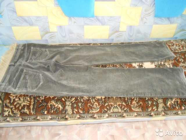 Продам Вельветовые женские брюки