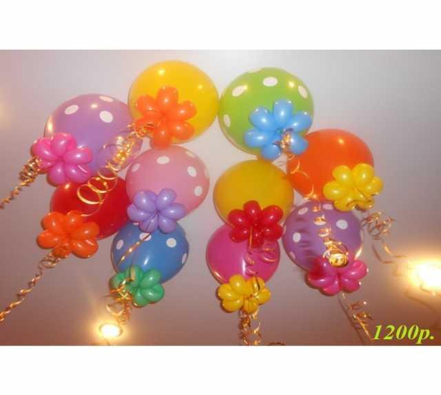 Продам Воздушные шары Цветочки