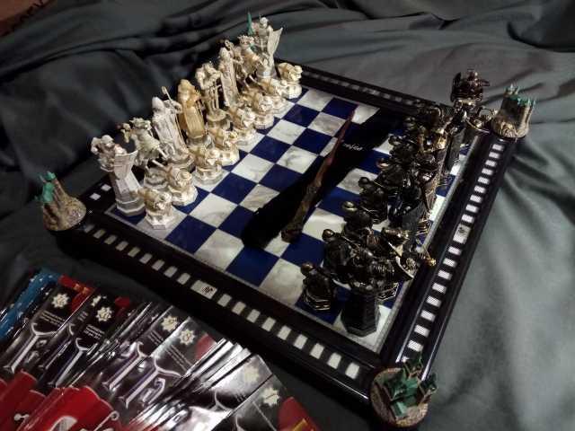 Продам: Шахматы Гарри Поттер