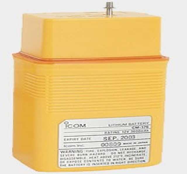 Продам ICOM CM-176- BP234 оригинальный акб