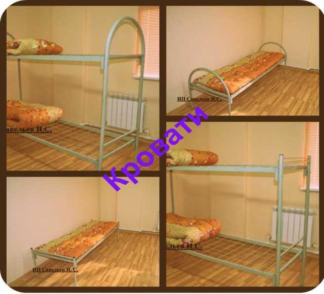 Продам кровать металлическая