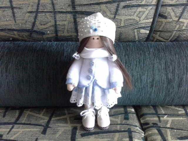 Продам Кукла интерьерная ручная работа