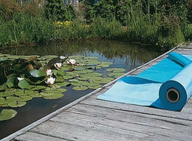 Продам Пленка для бассейнов и водоемов