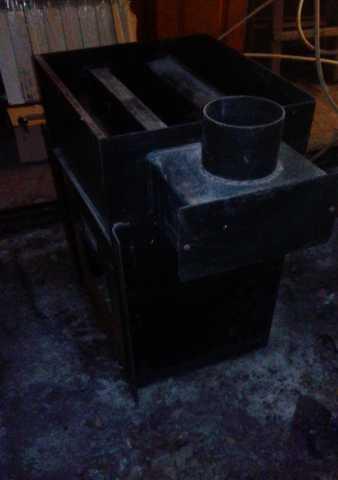 Продам печь каменку для бани и сауны