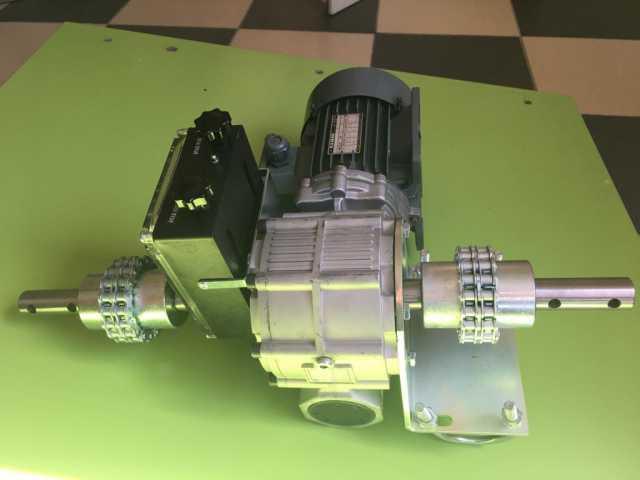 Продам Мотор-редуктор крышного проветривания