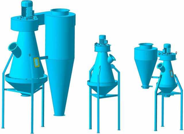 Продам Воздушный сепаратор зерна, сепаратор пла