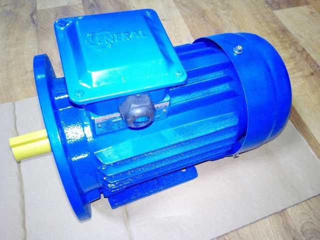 Продам Электродвигатель Тип АИР 80 МВ 1.1 квт 9