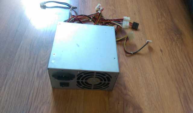 Продам Блок питания ATX-400PAF 400W б/у