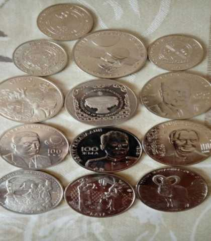 Продам: Монеты Казахстана юбилейка