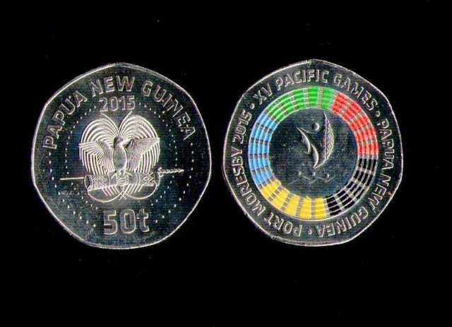 Продам: 3 монеты Папуа Новая Гвинея