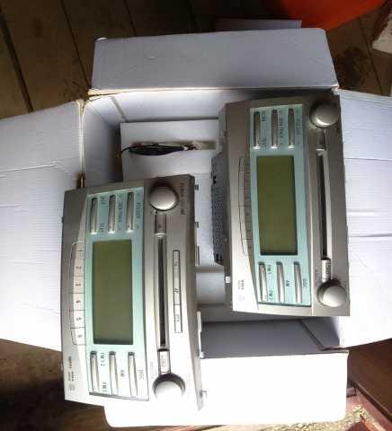 Продам Магнитола от камри V40