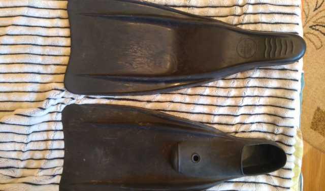 Продам ласты резиновые для плавания 42 размер