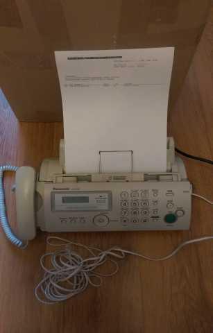 Продам Факс Panasonic KX-FP207