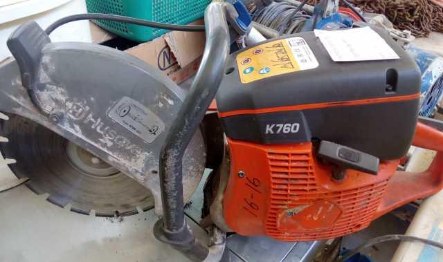 Продам Бензиновый резчик Husqvarna K 760