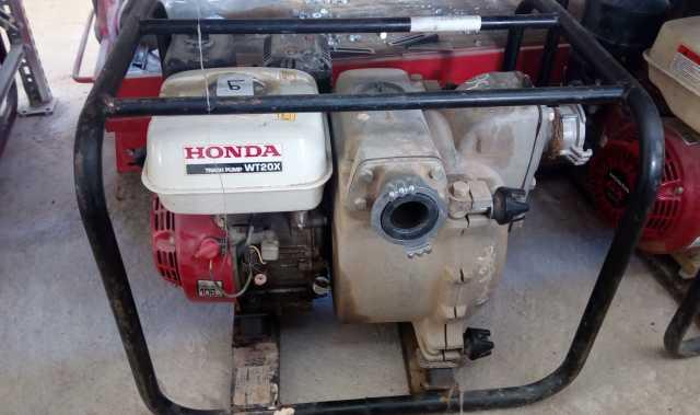 Продам Мотопомпа бензиновая Honda WT 20 X