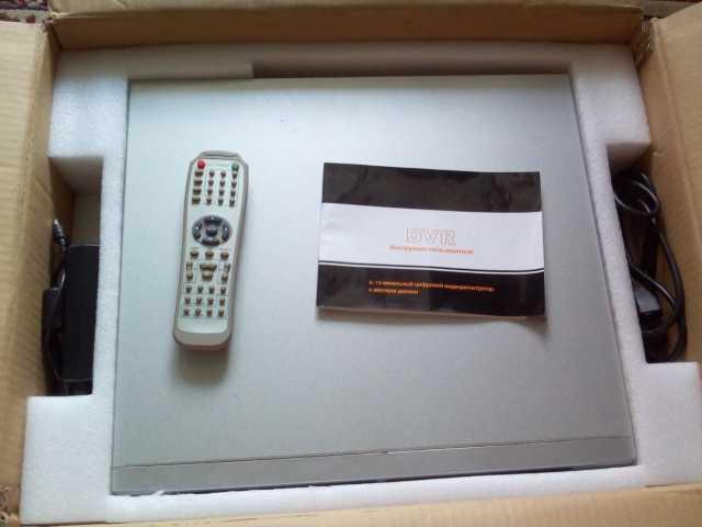 Продам видео регистратор цифровой DVR, 16 канал
