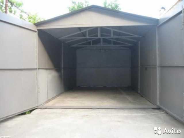 Сдам гараж