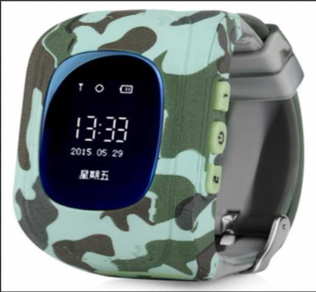 Продам Детские GPS часы Smart Baby Watch Q50 ка