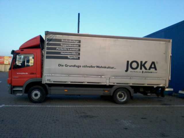 Предложение: Доставка грузов м/автобус и грузовик