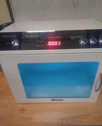 Продам Бактерицидная камера для инструментов КБ