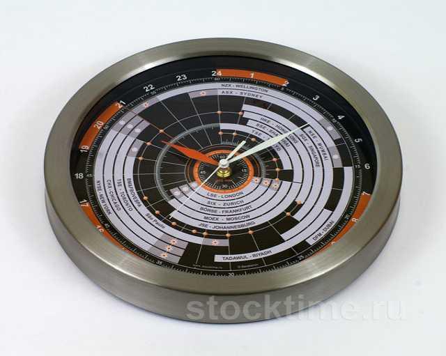 Продам Часы биржевые 24 часа (настенные)