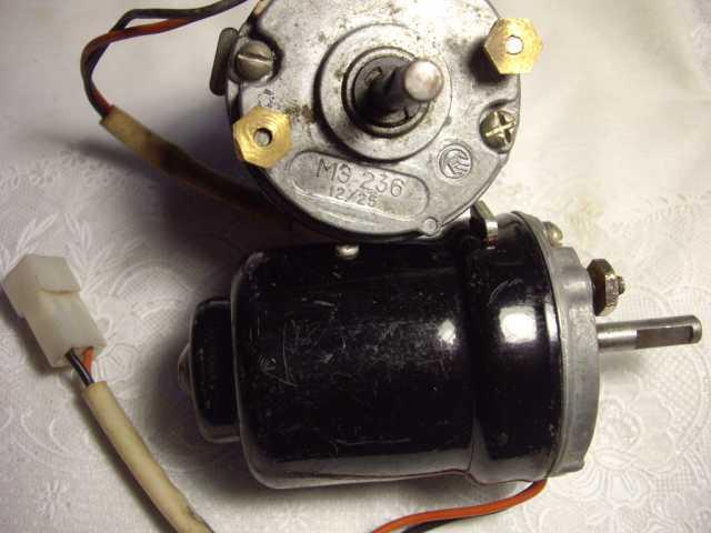 Продам: Электродвигатель отопителя МЭ-236