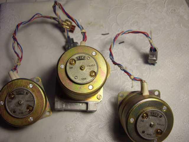 Продам: Шаговый Электродвигатель ЭРГО ЭИ-1 УХЛ3