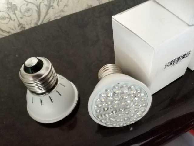 Продам Лампы светодиодные с минимальной потребл