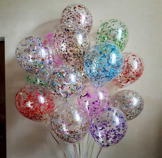 Продам Воздушные шары с конфетти с доставкой