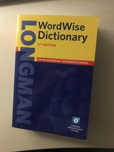 Продам LONGMAN Word Wise Dictionary 2nd edition