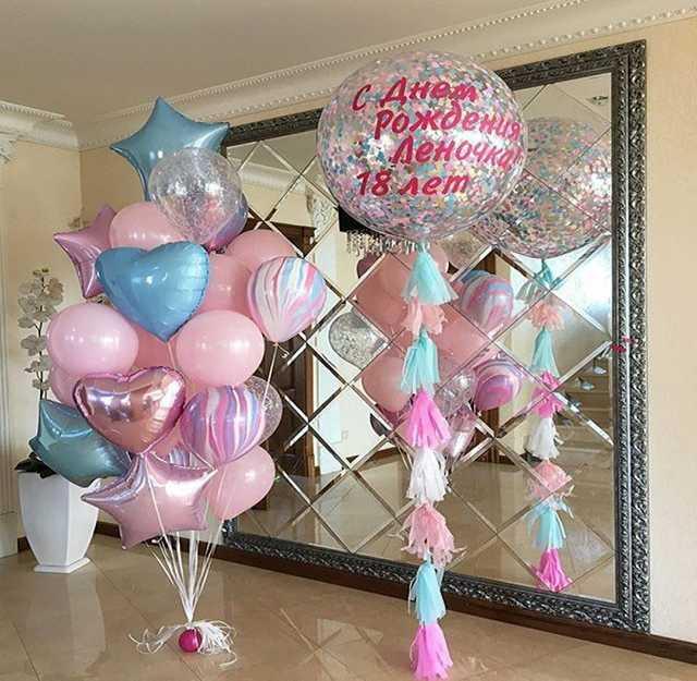 Продам Воздушные шары с индивидуальной надписью